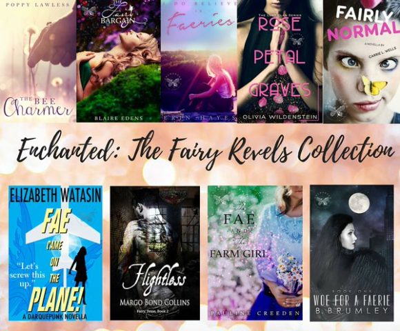 Love being part of an authors' collective!