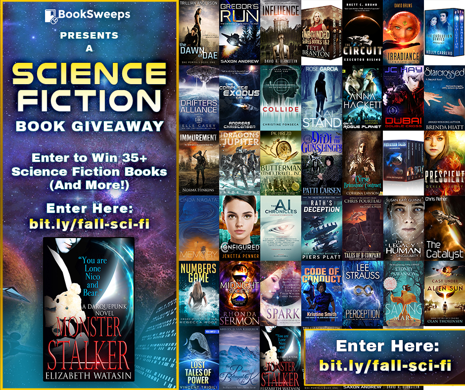 Science Fiction Giveaway